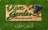 Olive Garden Variable Gift Card