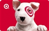 Target Variable Gift Card