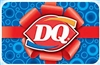 Dairy Queen Variable Gift Card