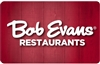 Bob Evans Restaurant Variable Card
